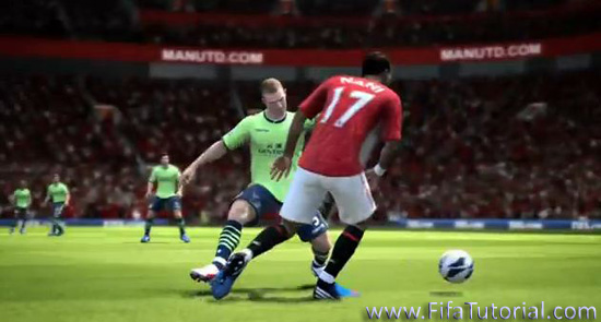 FIFA 13 Dribbling - how to dribble the ball effectively