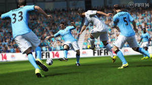 How to pass in fifa 14