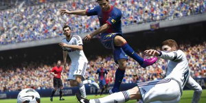 How to shoot in FIFA14?