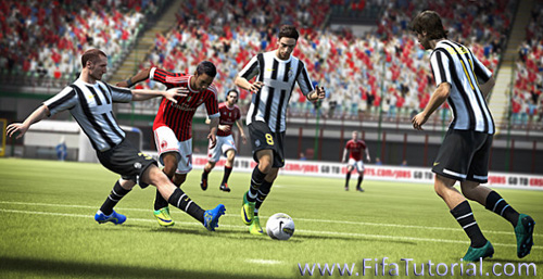 FIFA 13 defending - How to play defense