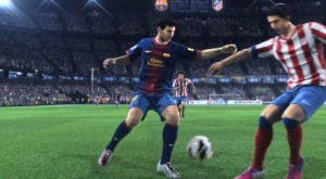 How to dribble in FIFA 14