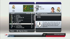 Player skills and strengths FIFA 14
